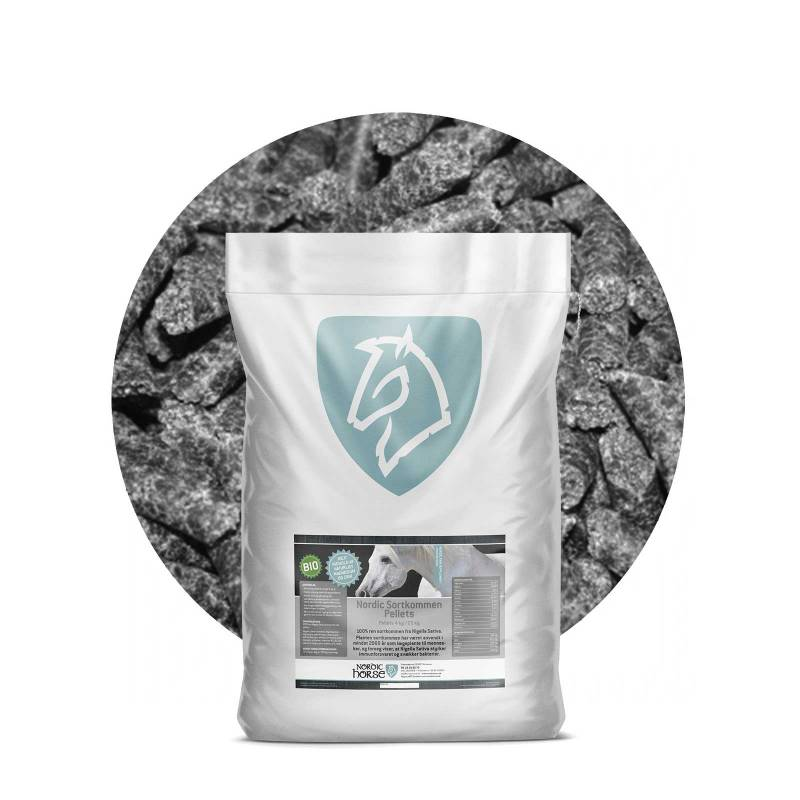 Nordic Sortkommen (Bio Soft pellets) 4 kg