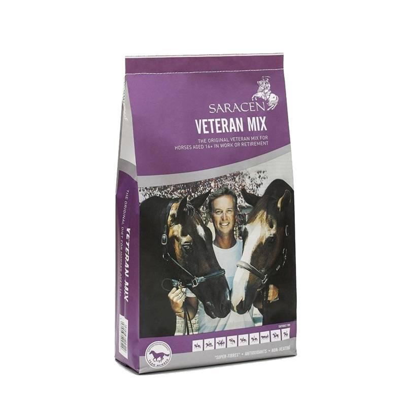 Saracen Veteran Mix