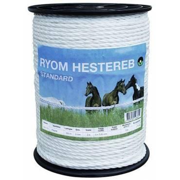 Polyreb hvid konkurrence 5 mm