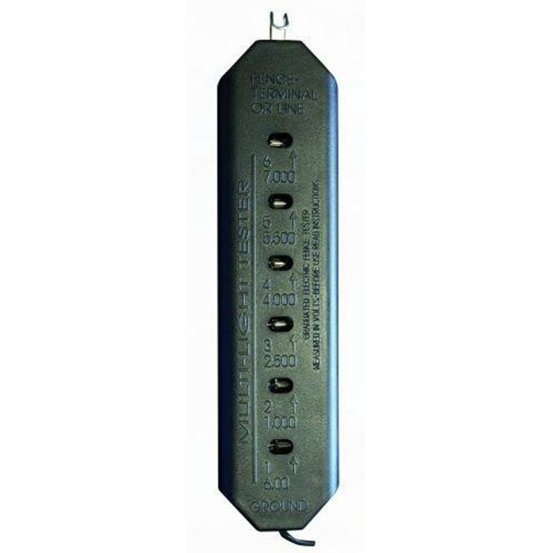 Neon-tester 2-4-6-8-10.000 Volt