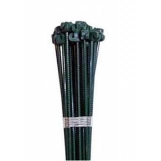 Tentorpæl grøn 8mm/110cm - 20 stk