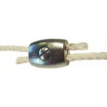 Rebsamler med skrue - 5 mm - 10 stk