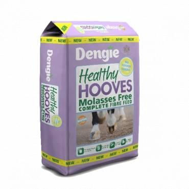 Dengie Healthy Hooves Melassefri 20 kg