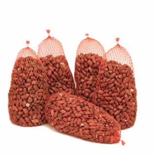 Fuglenødder - peanuts i pose