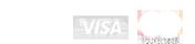 Dankort, Visa, Mastercard, Maestro
