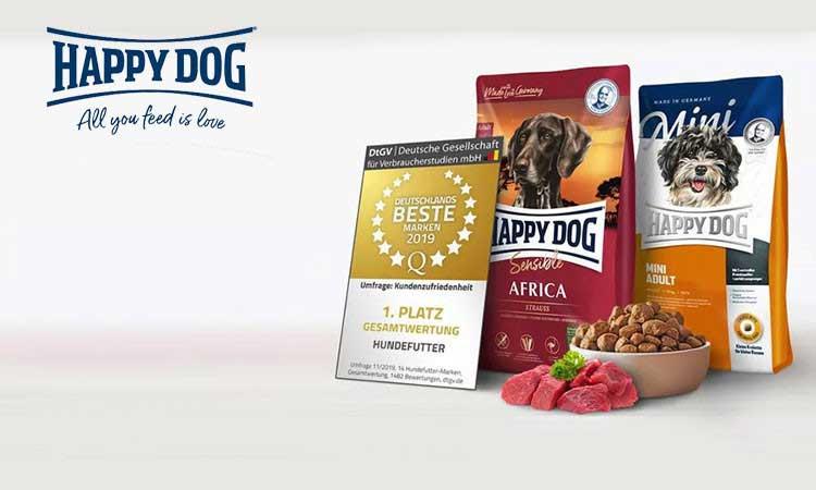 Bedste hundefoder
